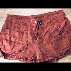 Free People: Explorer Shorts